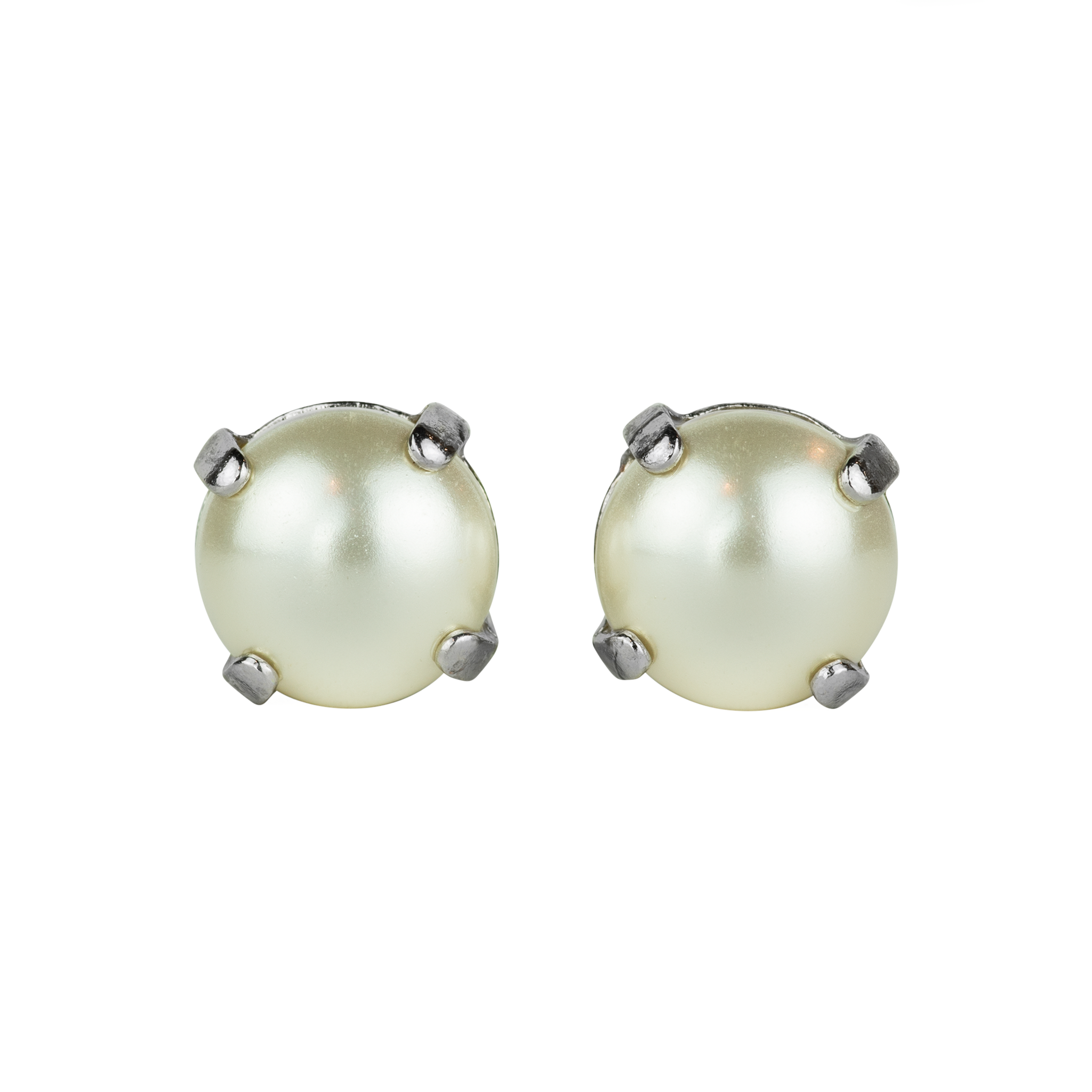 Must-Have Everyday Post Earrings in Pearl *Preorder*