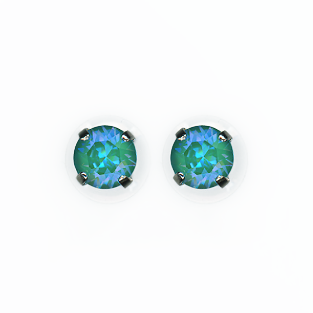 "*Preorder* Must-Have Everyday Post Earrings in Sun-Kissed ""Laguna"""