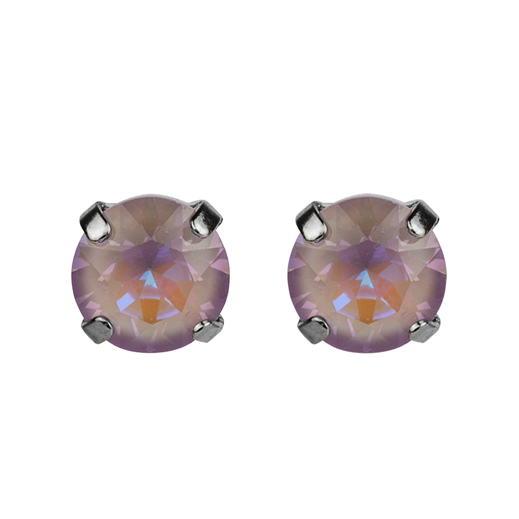 "*Preorder* Must-Have Everyday Post Earrings in Sun-Kissed ""Lavender"""