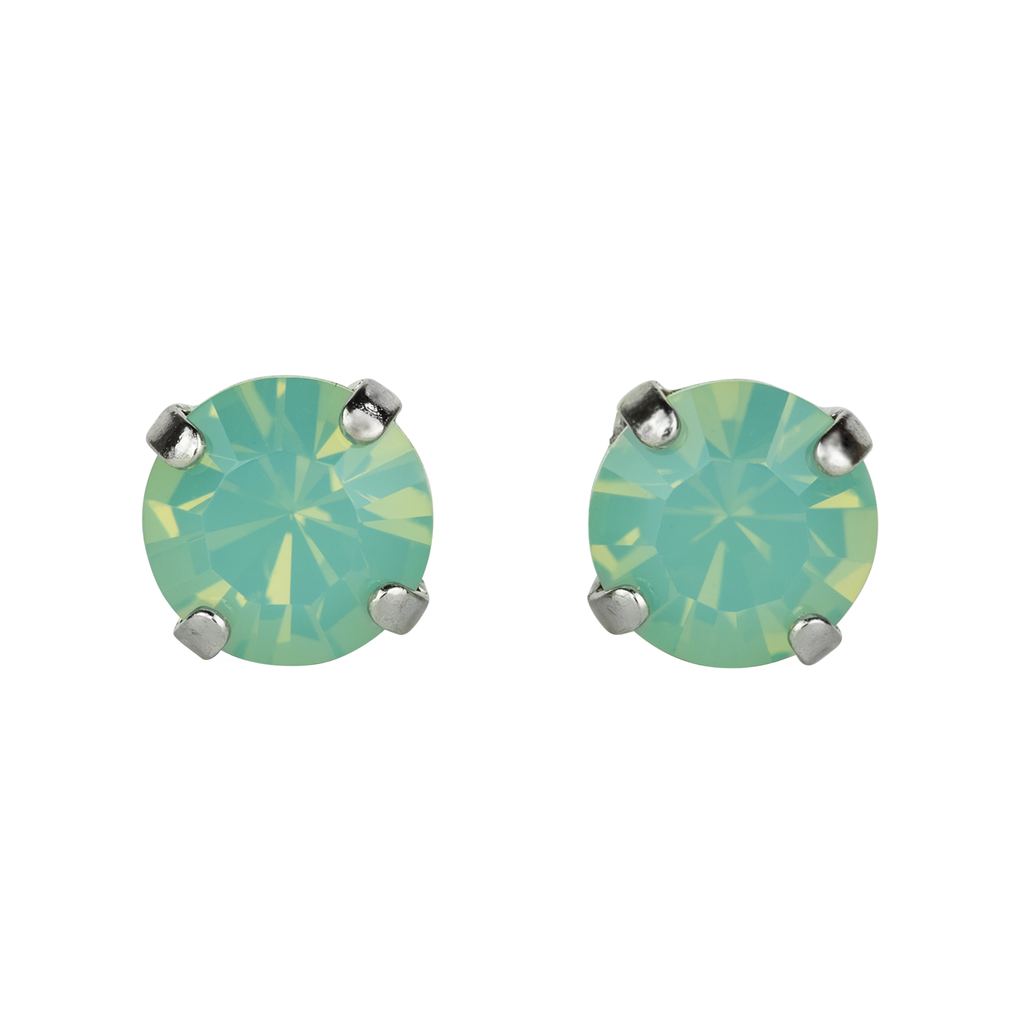 *Preorder* Must-Have Everyday Post Earrings in Pacific Opal
