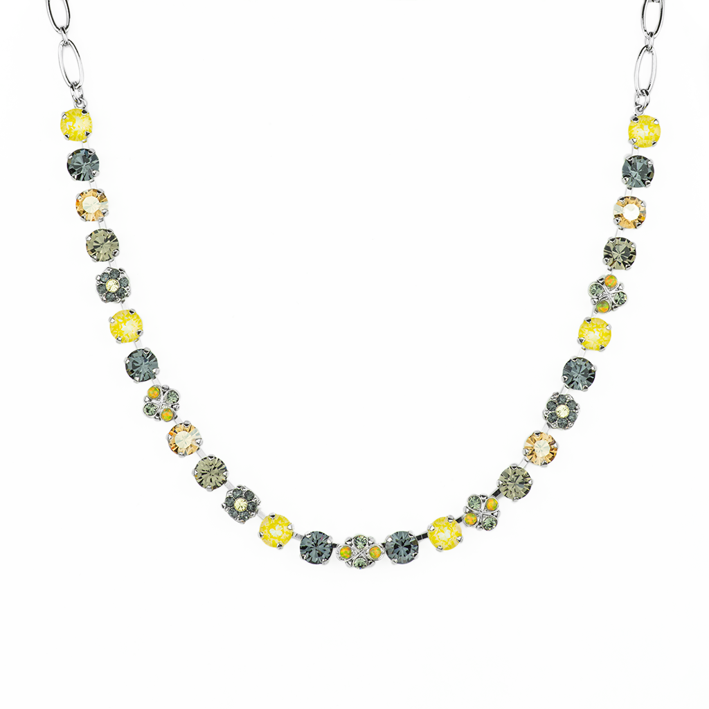 "Must-Have Cluster Necklace in ""Painted Lady"" *Preorder*"