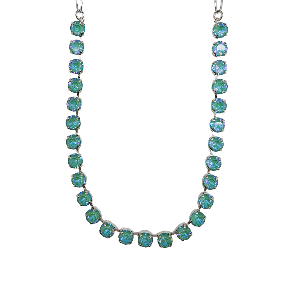 "Must-Have Everyday Necklace in Sun-Kissed ""Jade"" *Preorder*"