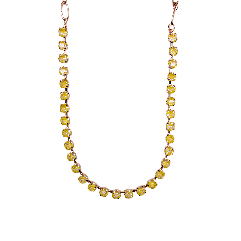 "Petite Everyday Necklace in  Sun-Kissed ""Sunshine"" *Preorder*"