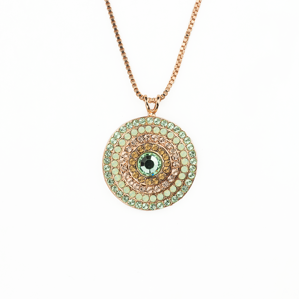 "*Preorder* Extra Luxurious Pave Pendant in ""Monarch"""