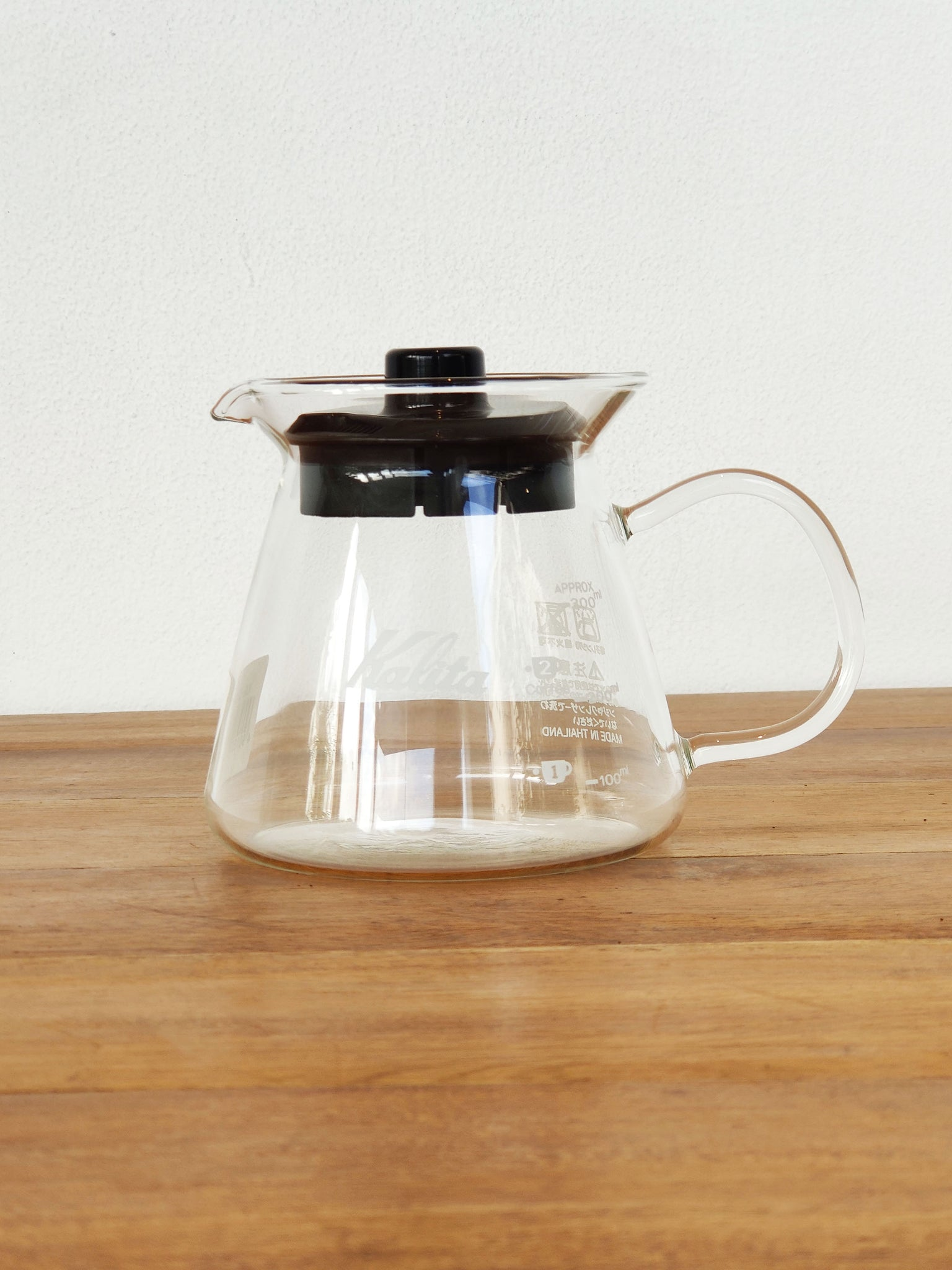 Kalita Wave Glass Server G 300