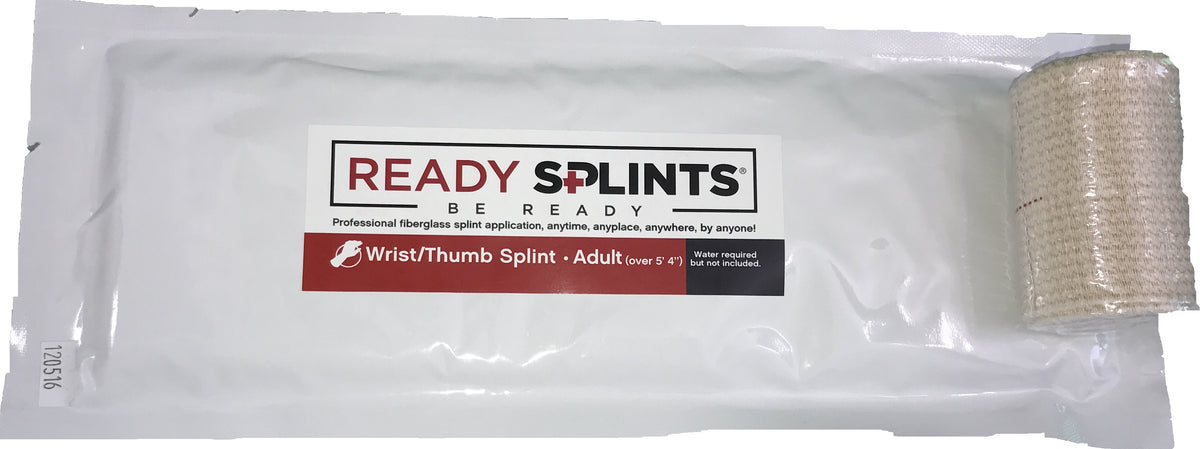 Individually The ReadySplint Wrist/Thumb Kit $14