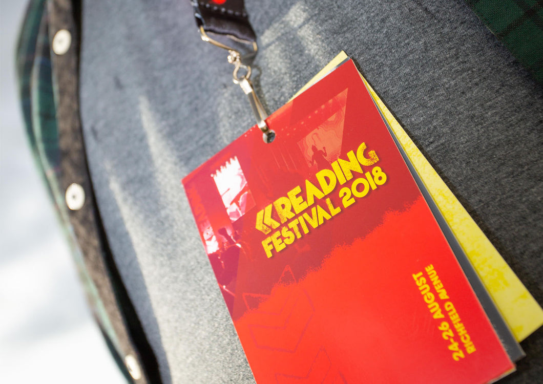 Reading Lanyard Programme Pack