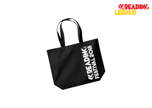 Reading Logo Tote Bag