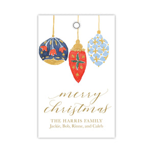 Ornamental Gift Tags