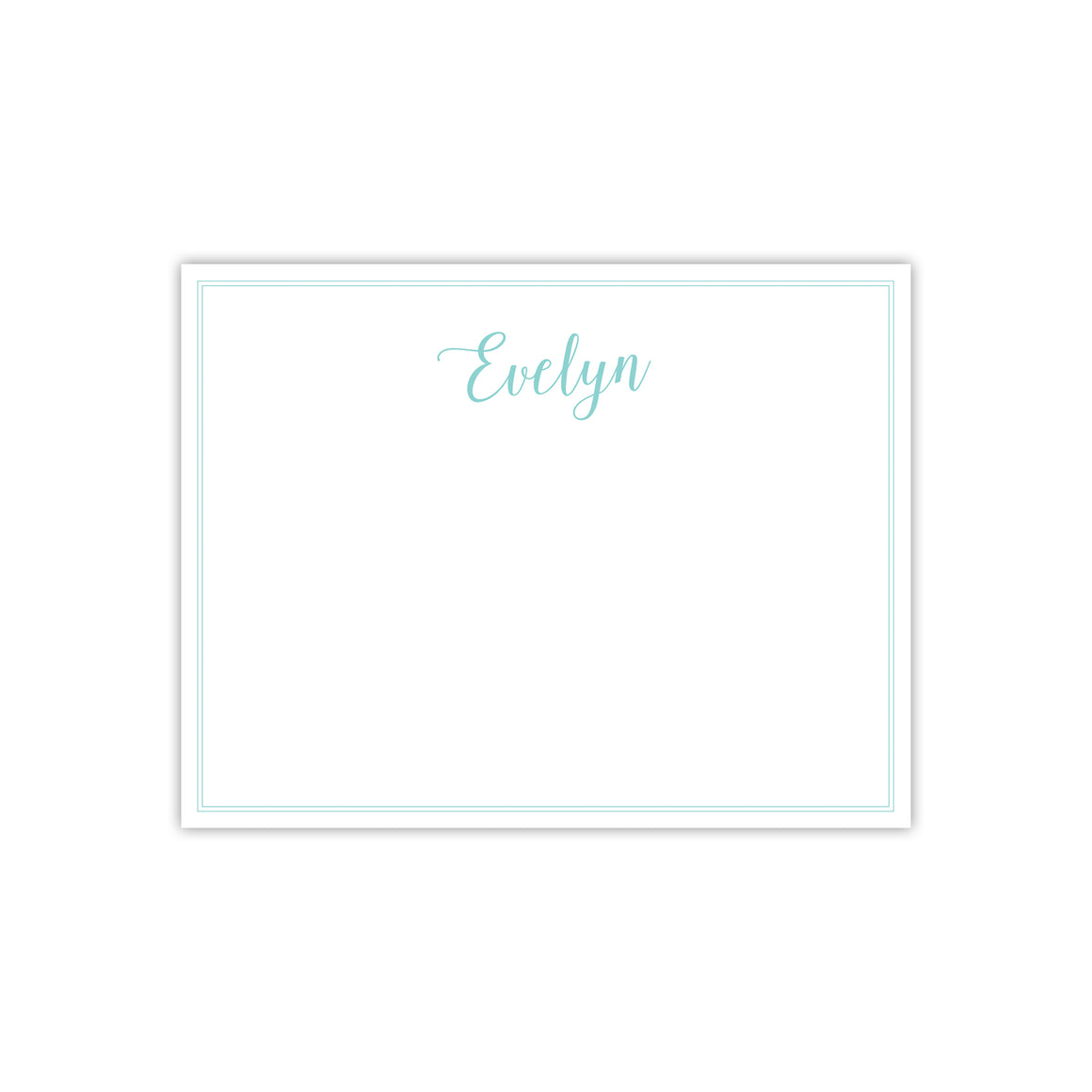 Calligraphy Note Cards