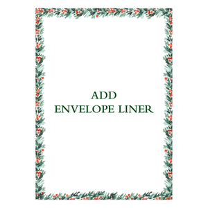 Add an Envelope Liner