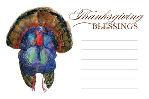 Thanksgiving Blessings Placemats