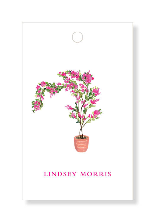 Bougainvillea Gift Tags