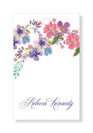 Garden Floral Gift Tags