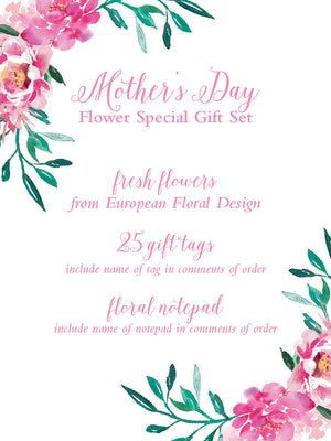 Mother's Day Special w/European Floral Design