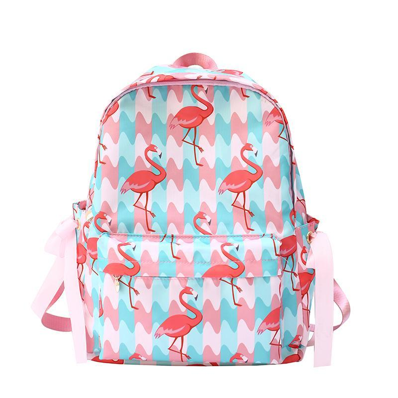 248991268f Backpack purse Strawberry Back Bags Flamingo School Bags For Girls -  UPTOMEbyTK