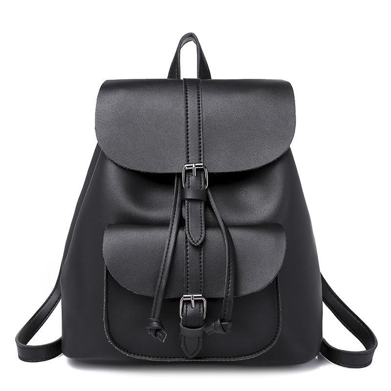 Women s backpack purse Fashion Canvas Casual Vintage Large Capacity ... 79f240386bbaa