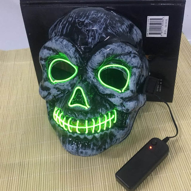 Hypebeast2™ LED Purge Mask