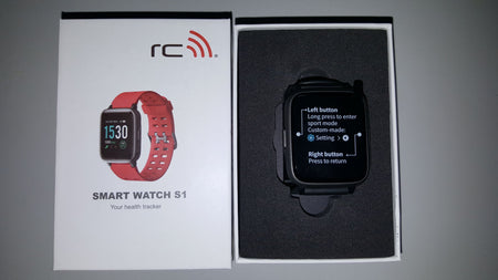 RC Smart Watch S1