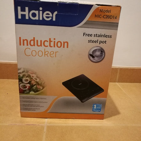 HAIER Induction Cooker HIC-C20D14