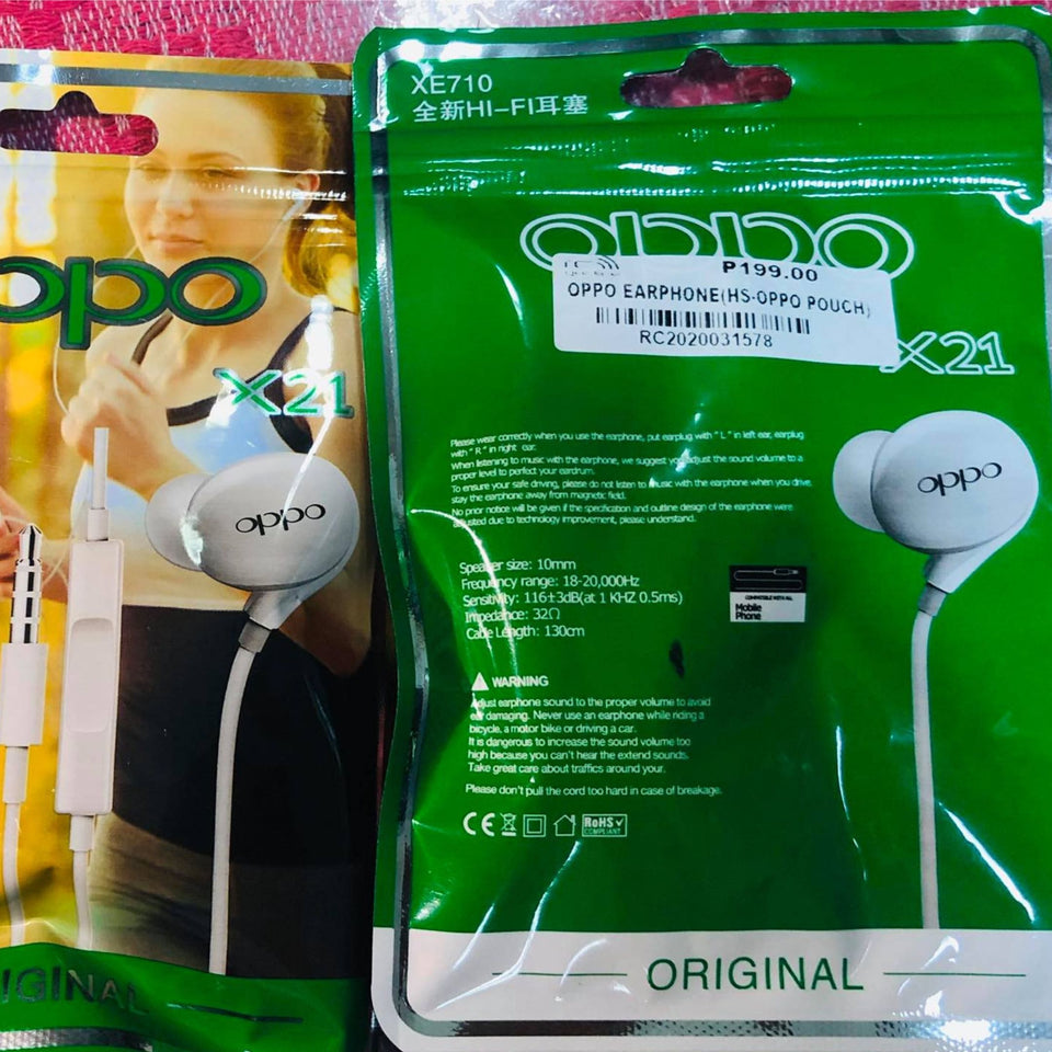 Oppo Earphone