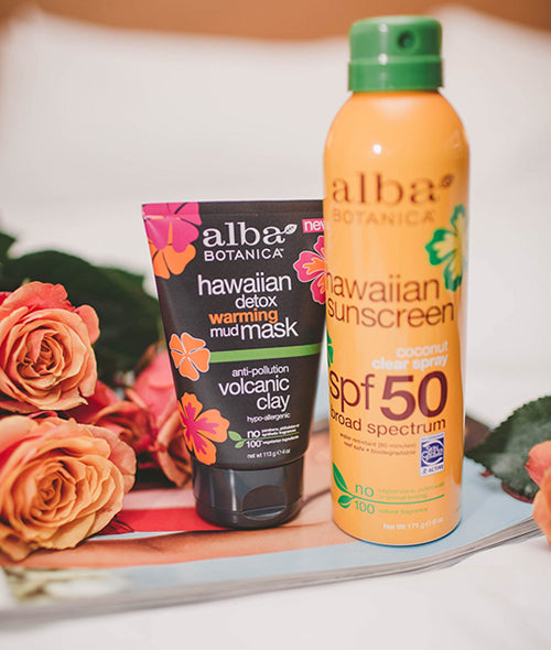 view the alba botanica collection