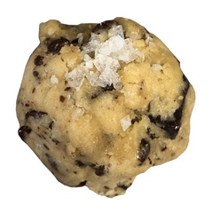 The Vest Best Cookie In The Whole Wide World fresh chocolate chip sea salt cookie dough