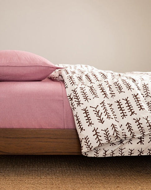 Nomad Heather Duvet Cover