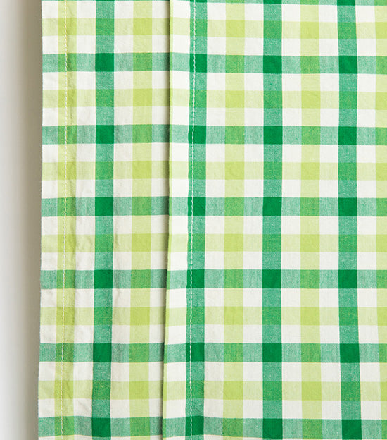 Nile Green Gingham