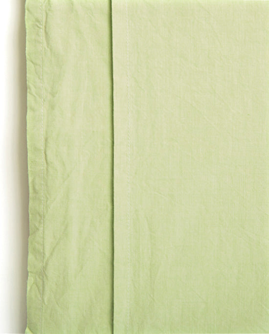 Nile Green Chambray