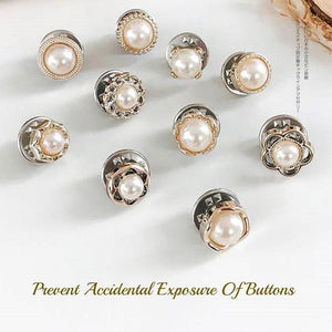 Prevent Accidental Exposure Of Buttons(10PCS) - bginvention