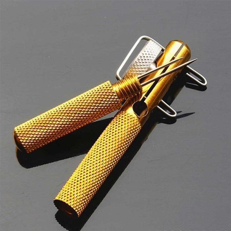 Fast Fishing Knot Tying Tool - Quick Knot Tool - bginvention