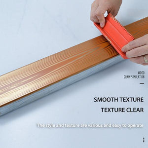 Wood Grain Tool - Wood Graining DIY Tool Set, 2Pcs - bginvention
