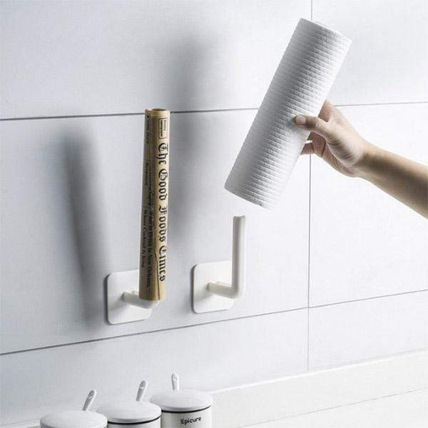 Household Heavy Self-adhesive Hook - bginvention