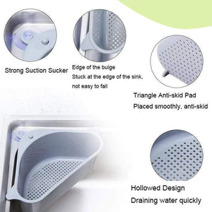Kitchen Triangular Sink Filter - bginvention