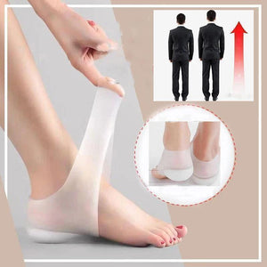Invisible Height Increased Insoles - bginvention