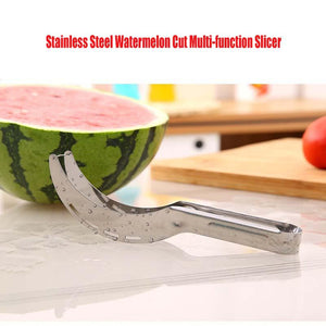 Stainless Steel Watermelon Cut Multi-function Slicer - bginvention