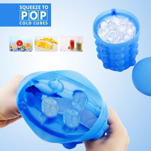 Ice Cube Maker - Space Saving Ice Maker - bginvention