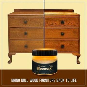 Wood Seasoning Beeswax - bginvention