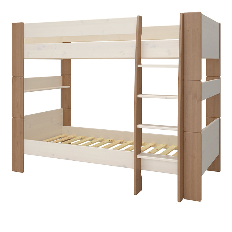 Aster Two Tone Bunk Bed