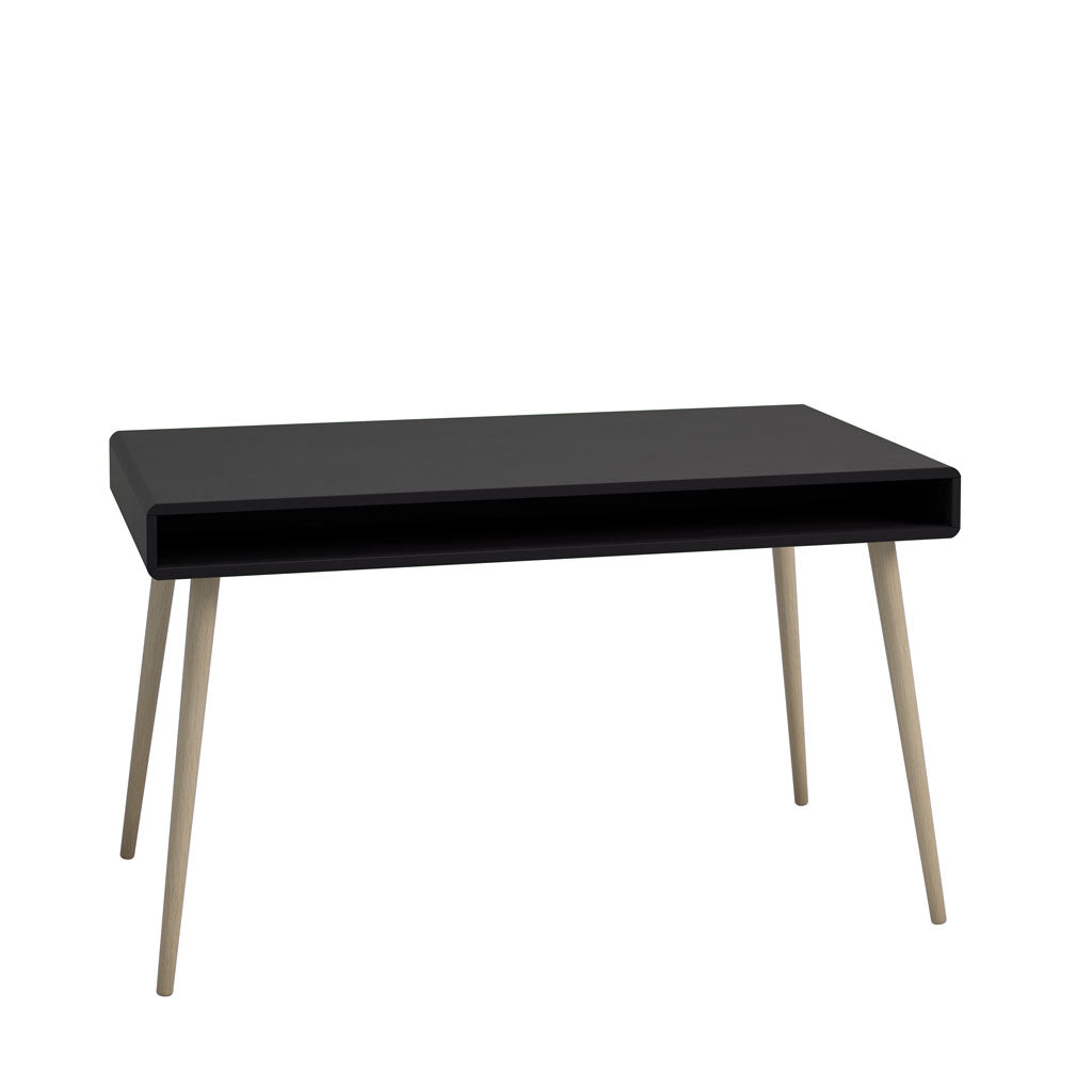 Gerbera Living - Black Wide Desk