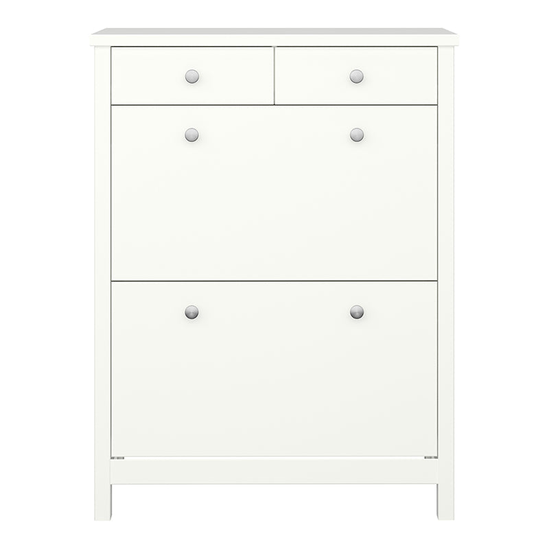Orchid White Shoe Cabinet