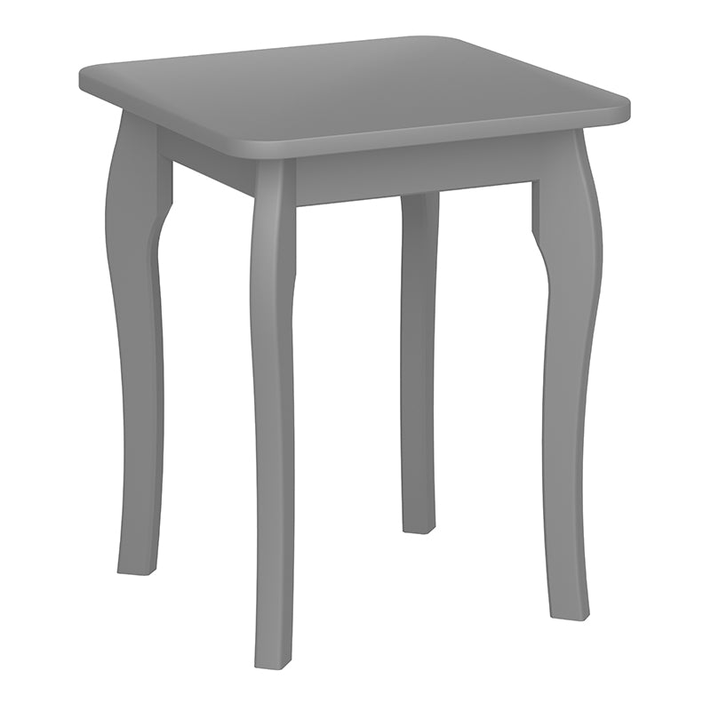 Rose Grey Stool
