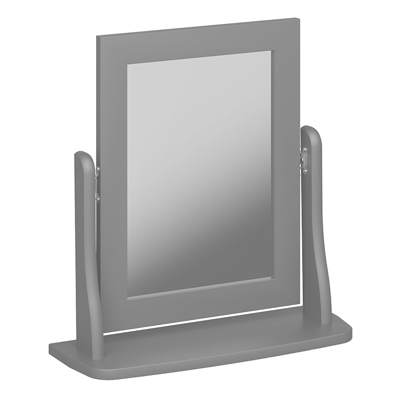 Rose Grey Mirror