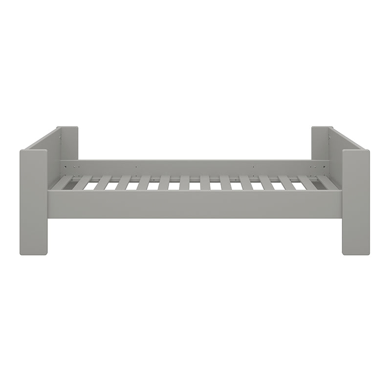 Statice - Grey Single Bed