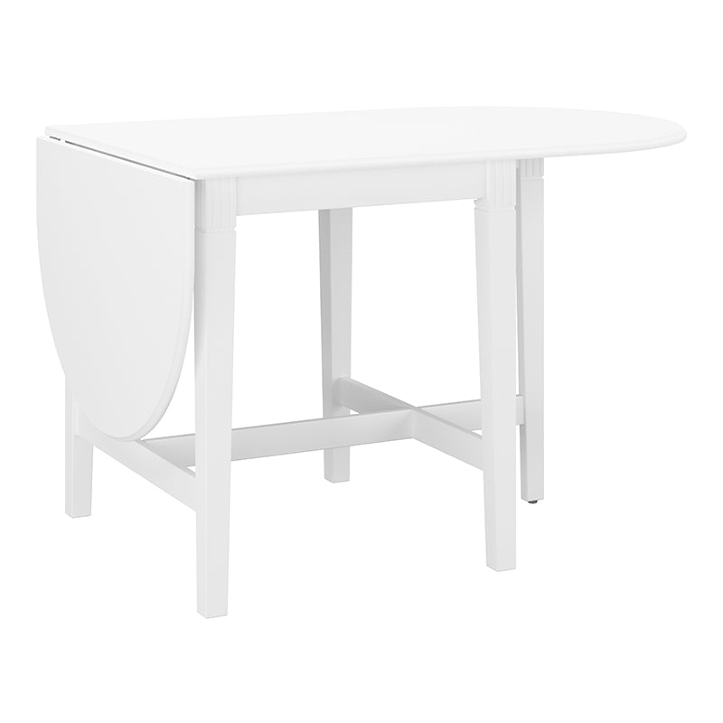Camellia - White Gateleg Table