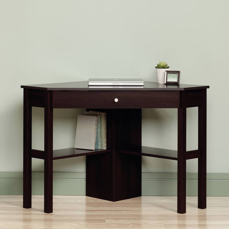 Corner Desk (Cinnamon Cherry)