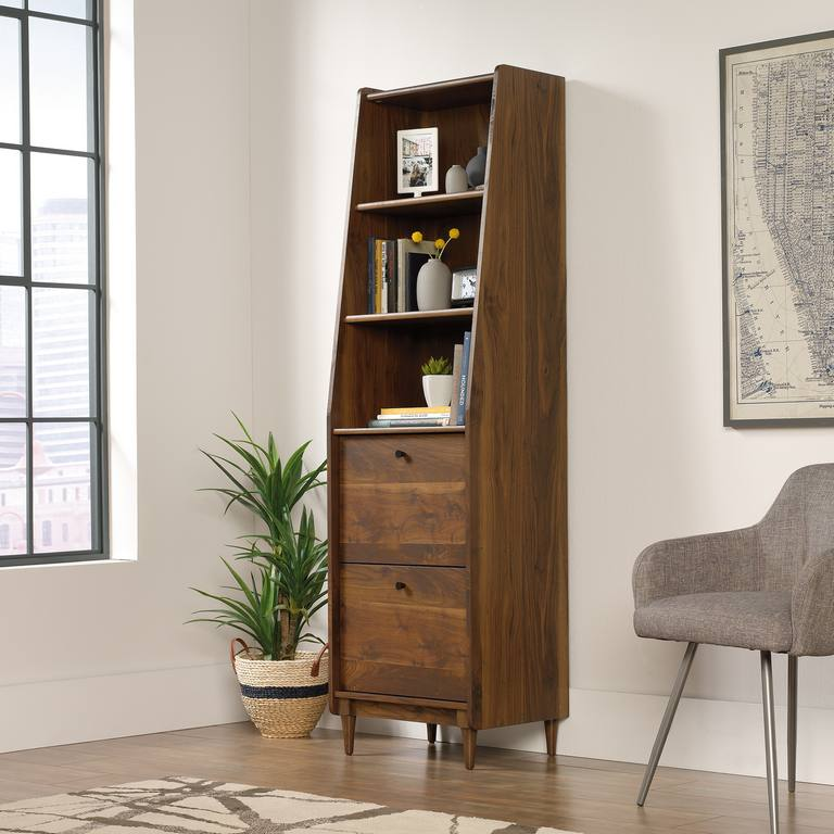Hampstead Park Narrow Bookcase