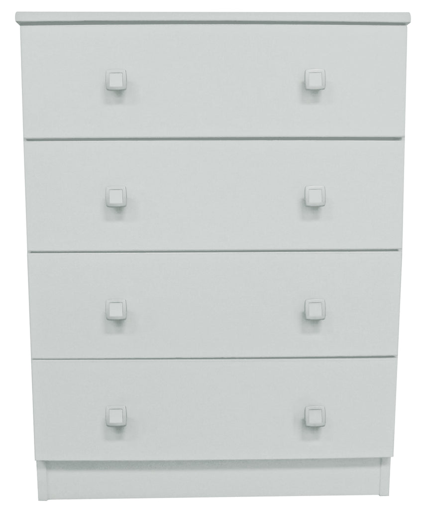 Arctic Polar 4 Drawer Chest