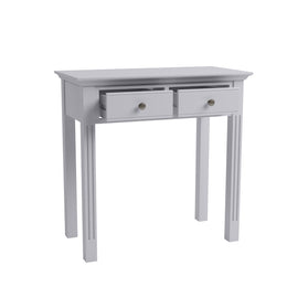 Paris Dressing Table Grey